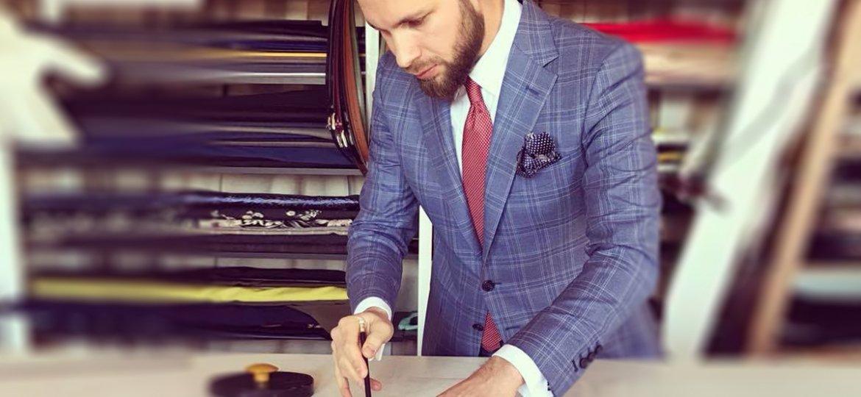 David Stefan curs croitorie barbati