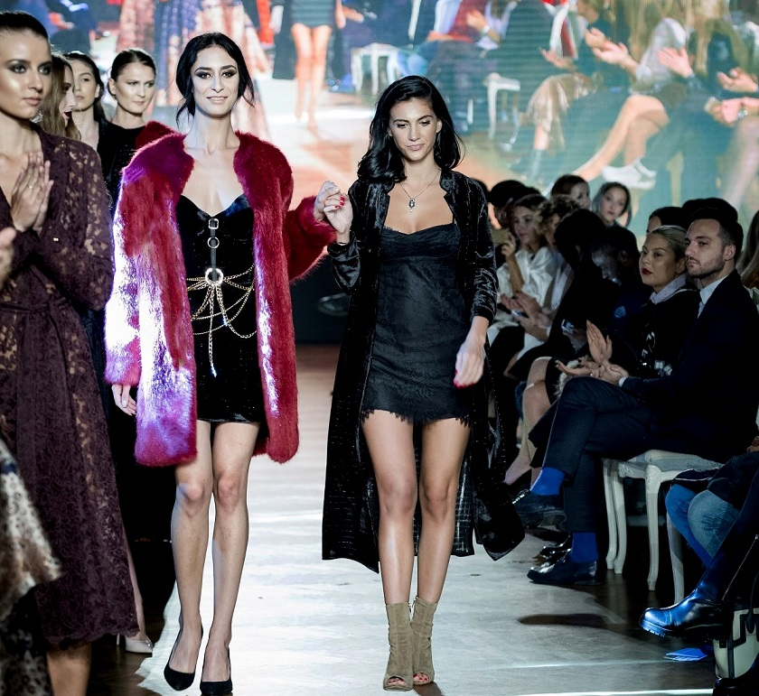 Fashion student mall si design vestimentar