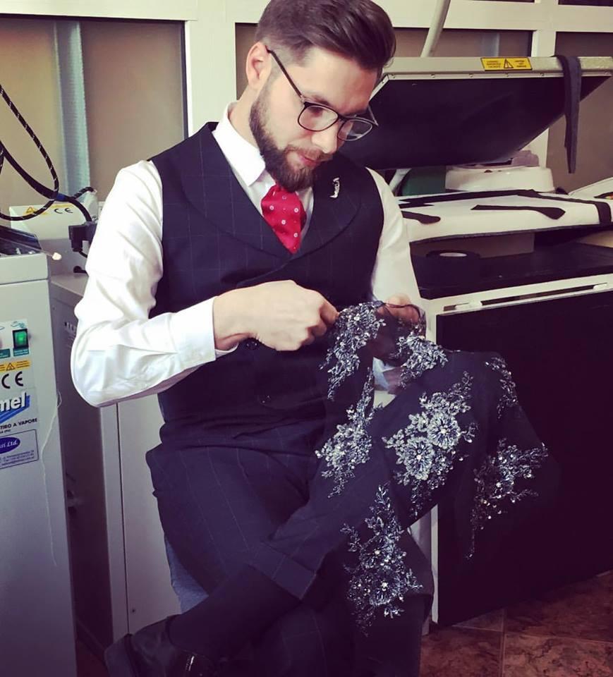 David Stefan si afacerea sa in croitorie barbati