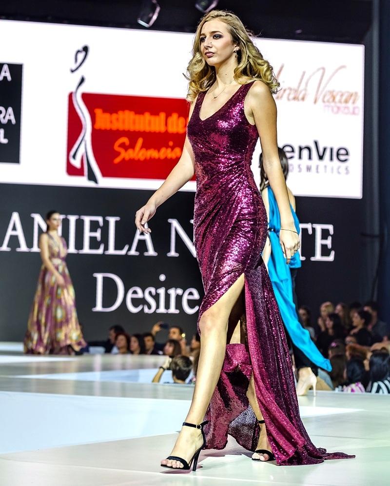 Promovare colectia incepatorului designer vestimentar